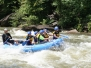 Rafting the Ocoee River<br>Sept. 2009